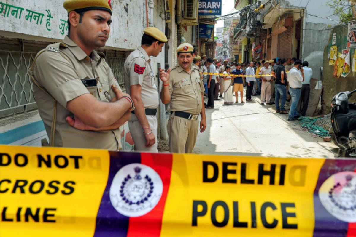 Accidental Death Insurance Cover for Delhi Police Personnel Raised to Rs 78 Lakh -