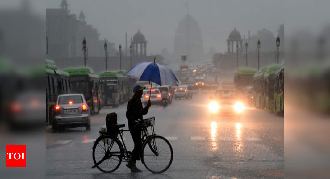 Indian monsoon onset expected around June, government official says | India News