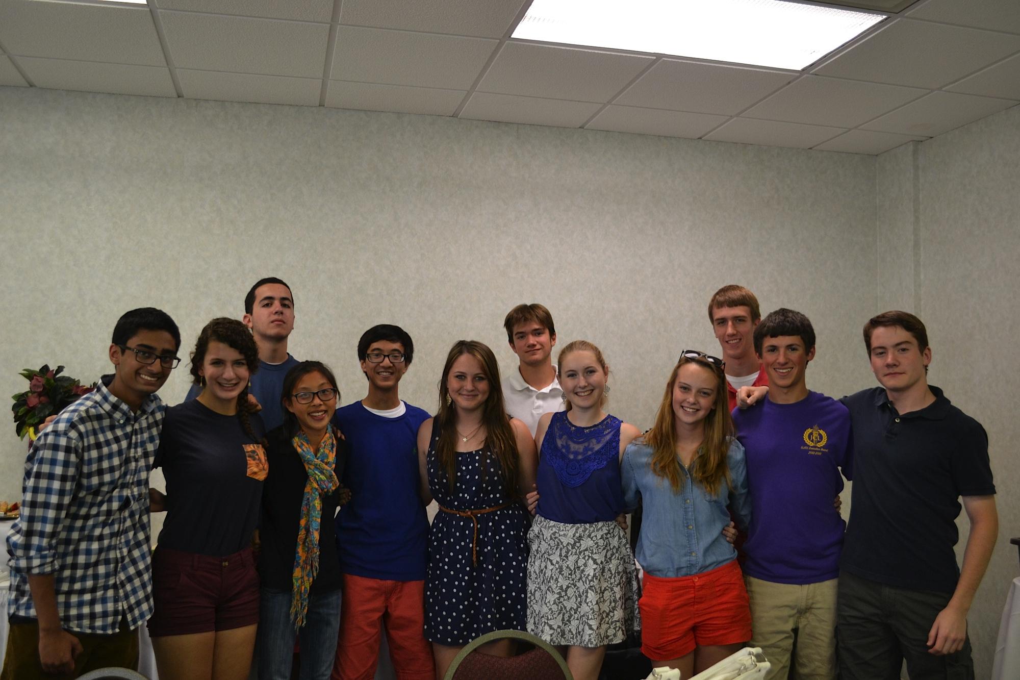 2014 Executive Board pic