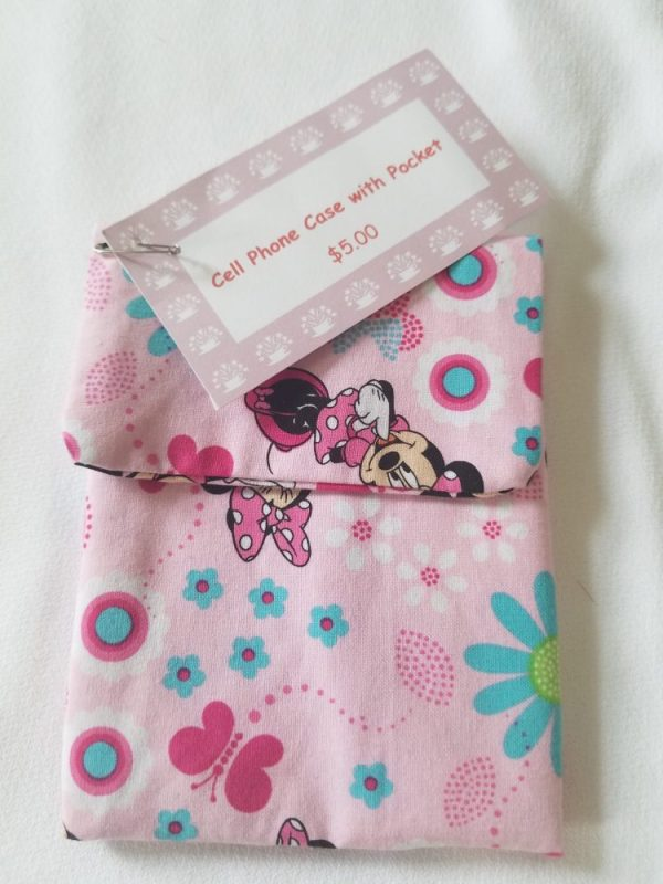 Cell Phone Case with Pocket