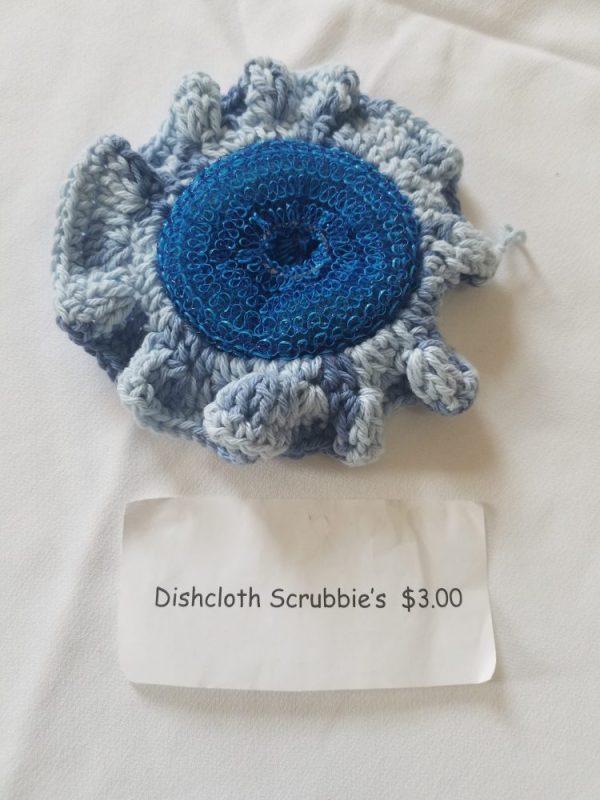 Dishcloth Scrubbie