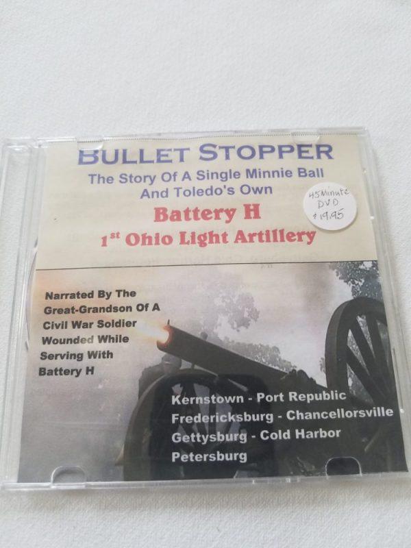Bullet Stopper - Battery H
