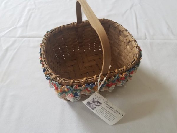 Basket - handcrafted