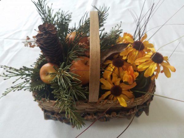 Basket - Autumn
