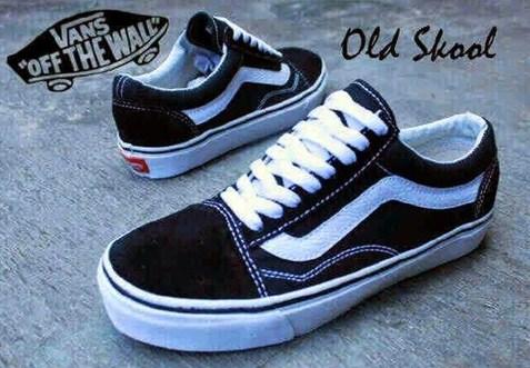 Tipe-tipe Sepatu Vans Old Skool 0 (0)