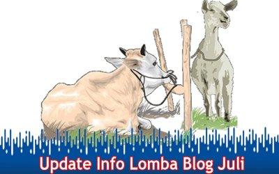 Update Info Lomba Blog Juli dan Kontes SEO 2020 Terbaru, Modal Patungan Qurban Idul adha 5 (1)