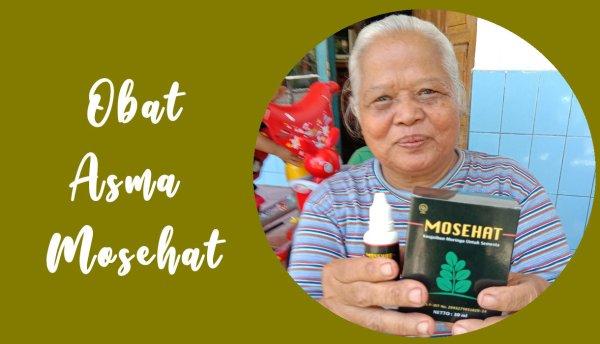 Obat Asma Mosehat