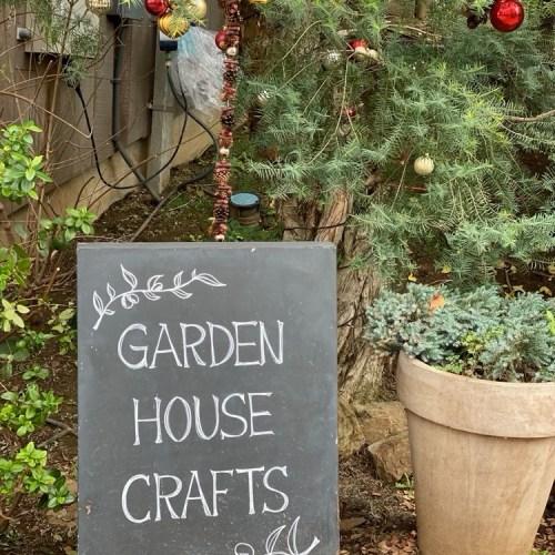 ガーデンハウス看板