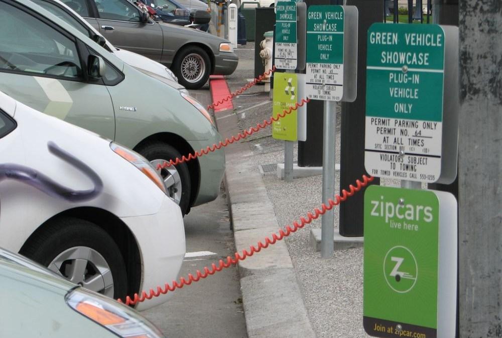 ICE pondrá a circular flotilla de 100 vehículos eléctricos en diciembre
