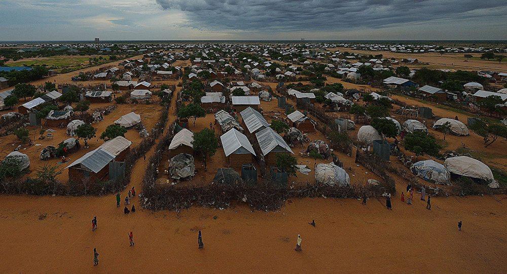 Los desastres climáticos desplazan a una persona por segundo