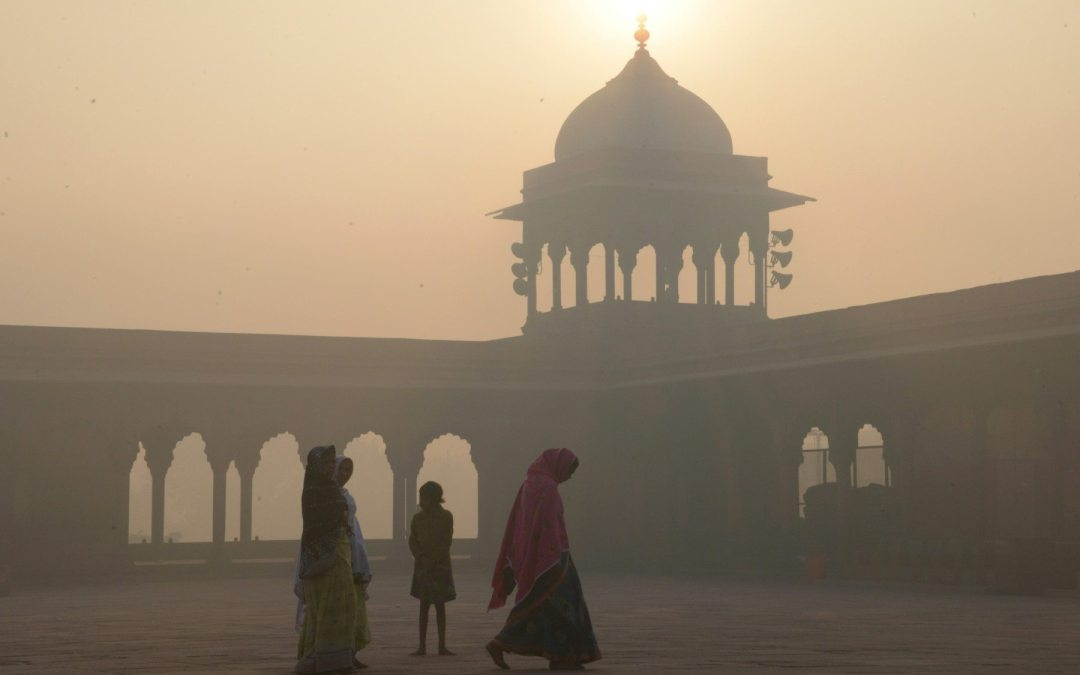 India iguala a China en número de muertes por contaminación