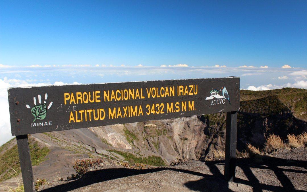Cambio climático acorrala al ecosistema de páramo del volcán Irazú
