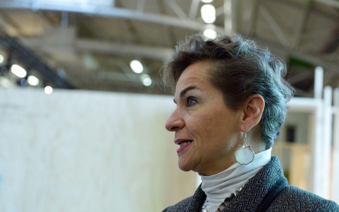 """Christiana Figueres sobre Costa Rica: """"Somos un modelito en energías renovables"""""""