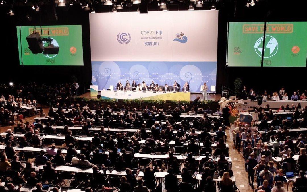 Arrancan en Alemania las negociaciones de cambio climático de la ONU