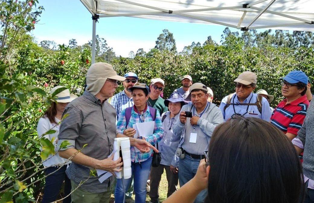 Con técnica atómica Costa Rica lidera proyecto para bajar desperdicio de agua en agricultura