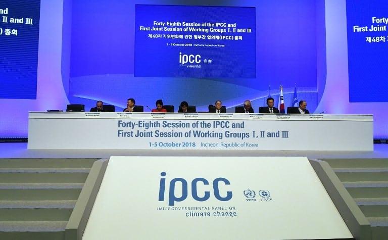 Las conclusiones provisionales del IPCC