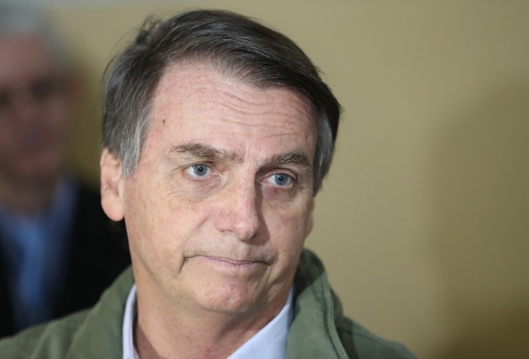 Presidente electo de Brasil pondría en riesgo la salud del Amazonas