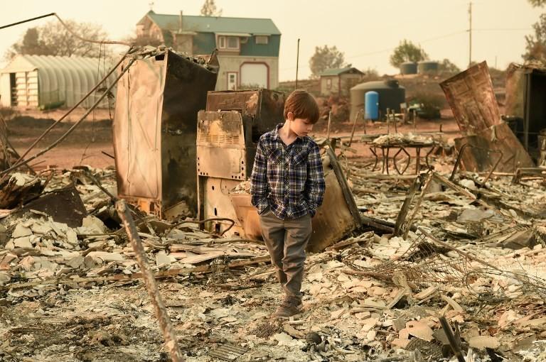 California en llamas: un aviso del cambio climático