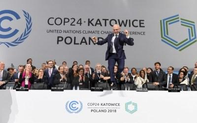 El Acuerdo de París ya está en marcha, pero se mantiene lejos de la urgencia climática