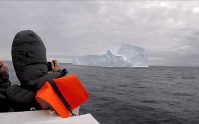 80 científicas recorren la Antártida para afinar su esperanza