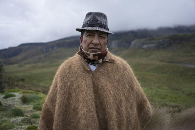 Sed en las alturas: la angustia de los indígenas por el agua en Ecuador