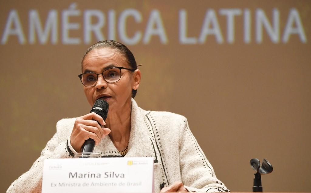 "Situación en Amazonía de Brasil ""está fuera de control"", dice ecologista Marina Silva"