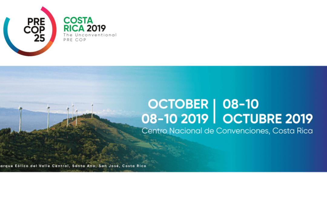 Costa Rica apuesta por ciudades, océanos y ecosistemas para la cita climática PreCOP25