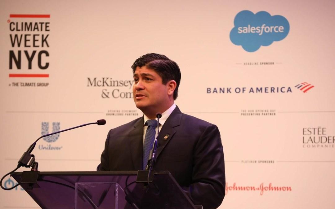 Las verdades y mentiras del discurso de Carlos Alvarado en la ONU