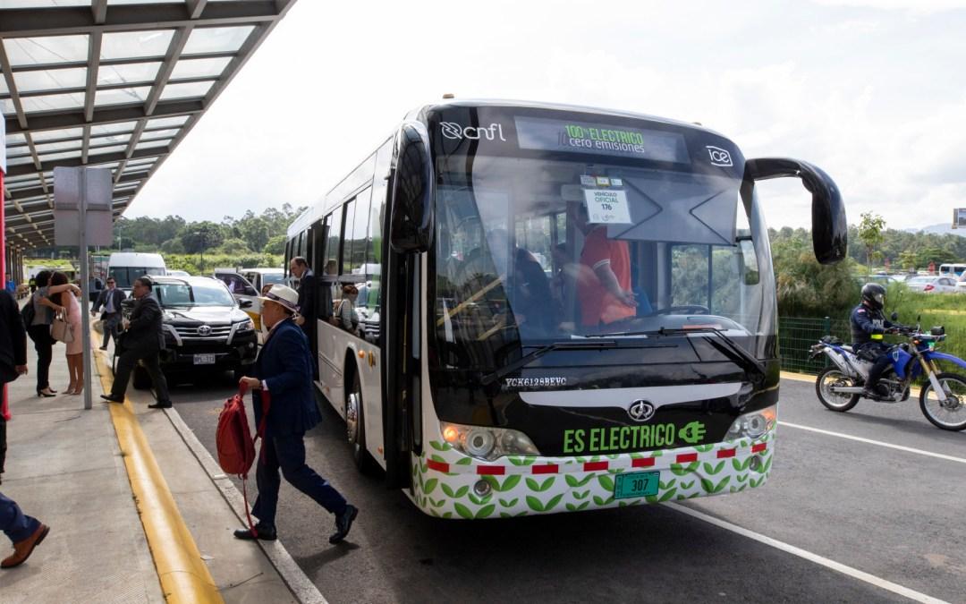 Así se vio la primera cumbre de cambio climático de la ONU celebrada en Costa Rica