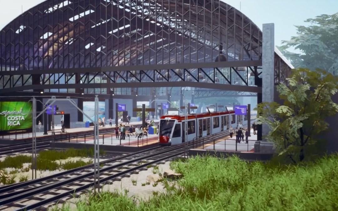 Ya puede conocer el Tren Rápido de Pasajeros… de manera virtual