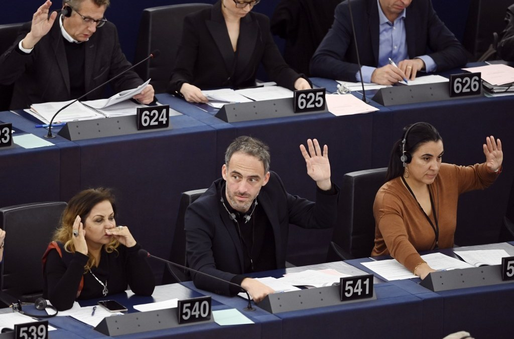 "Europa declara ""emergencia climática"" días antes de la COP25"