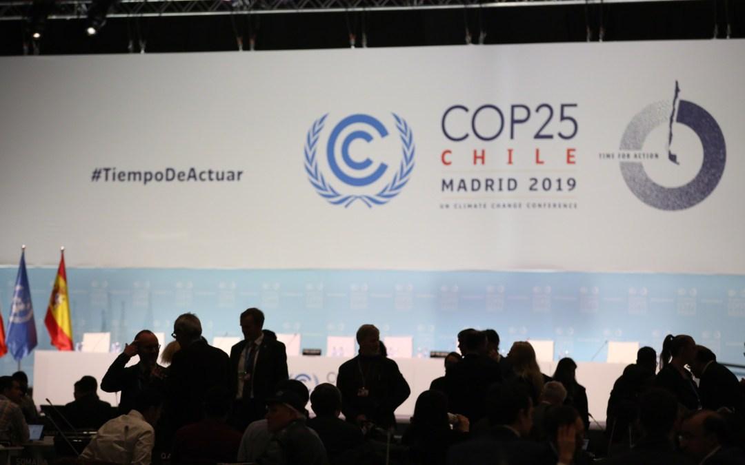 Costa Rica arma coalición de último minuto para rescatar un acuerdo exitoso en la COP25