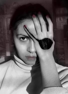 """Luna Despeinada"", Sandra Martínez Periodista"