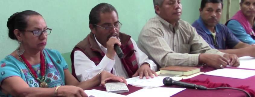 Pronunciamiento Segundo Encuentro de Autoridades Municipales y Agrarias del Estado de Oaxaca