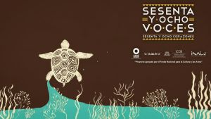 Sesenta y ocho voces - seri