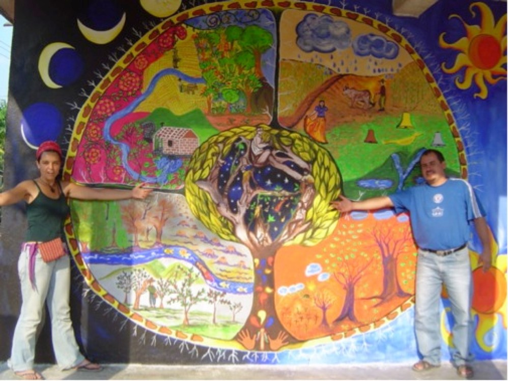 los primeros murales 3