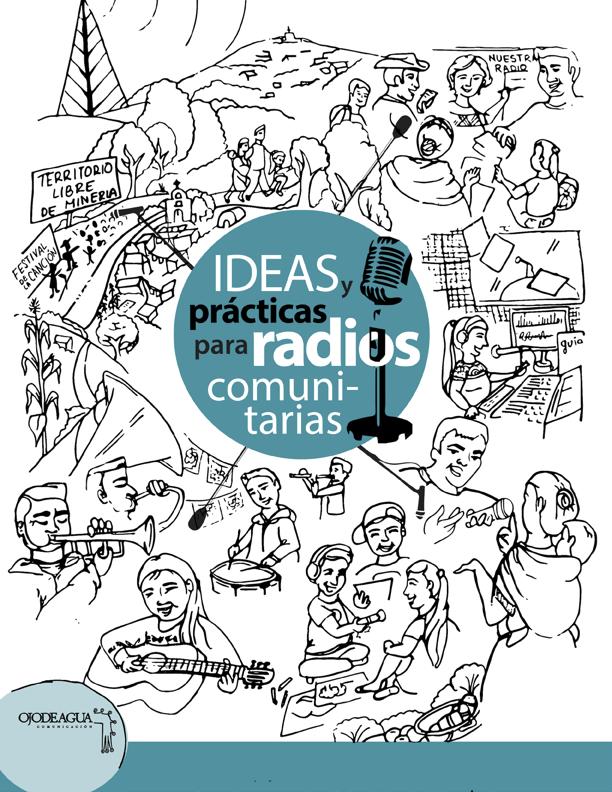 Ideas y prácticas para radios comunitarias - portada