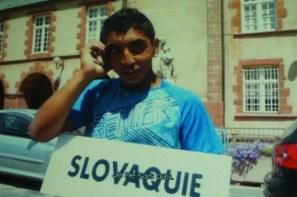 Représentant de Slovaquie