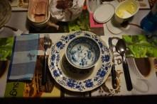 art de table