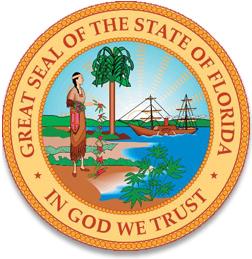 OJT FLORIDA STATE SEAL