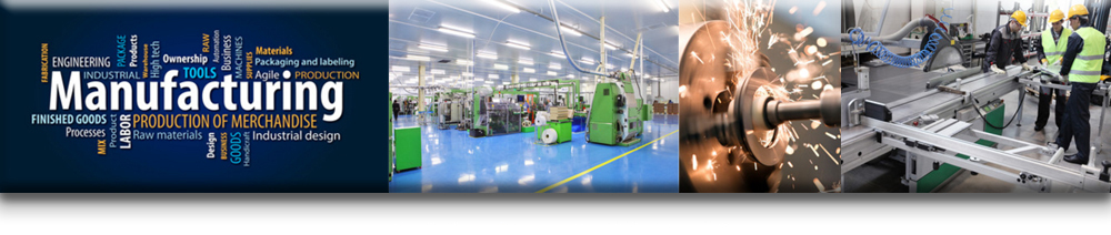 Manufacturing Banner