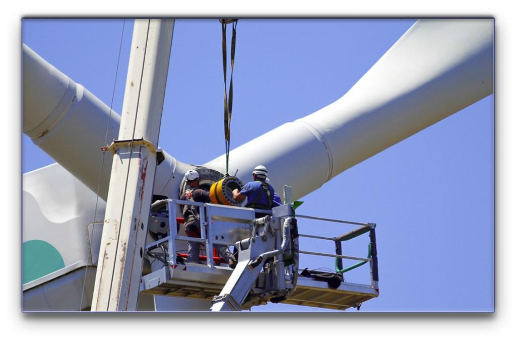 Top 3 Industries for Wind Turbine Technicians