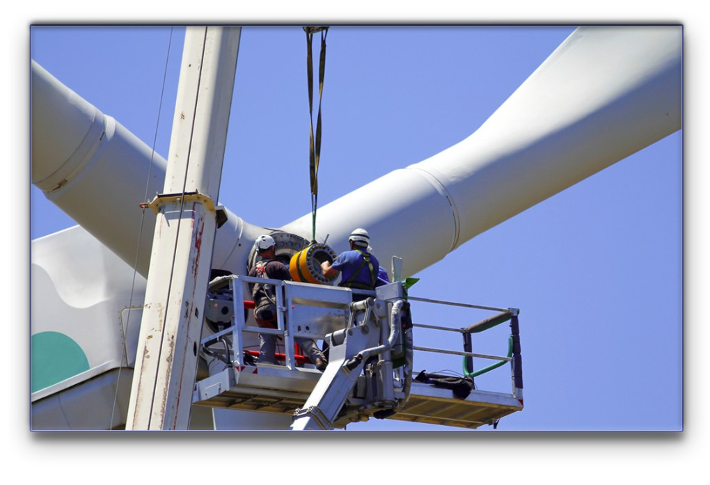 Top 3 Industries for Wind Turbine Technicians