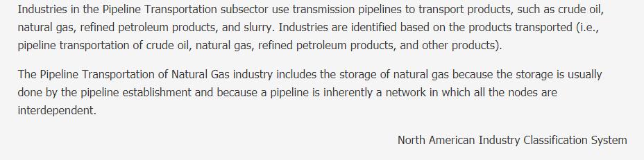 Career Training for Pipeline Transportation