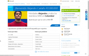 Academia Virtual Microsoft