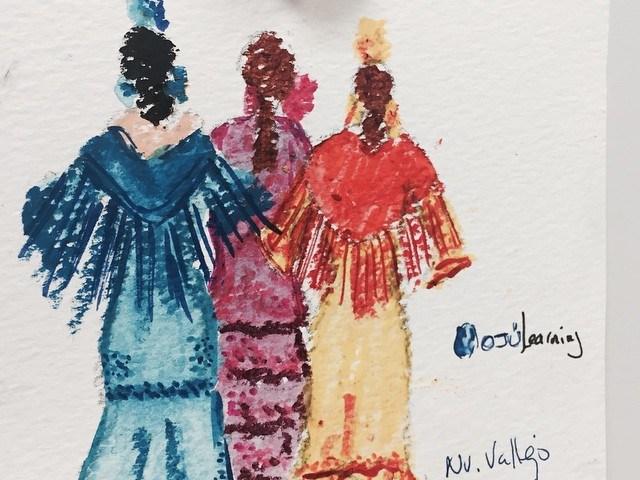 ¿En qué se parece un traje de flamenca a un curso de elearning?
