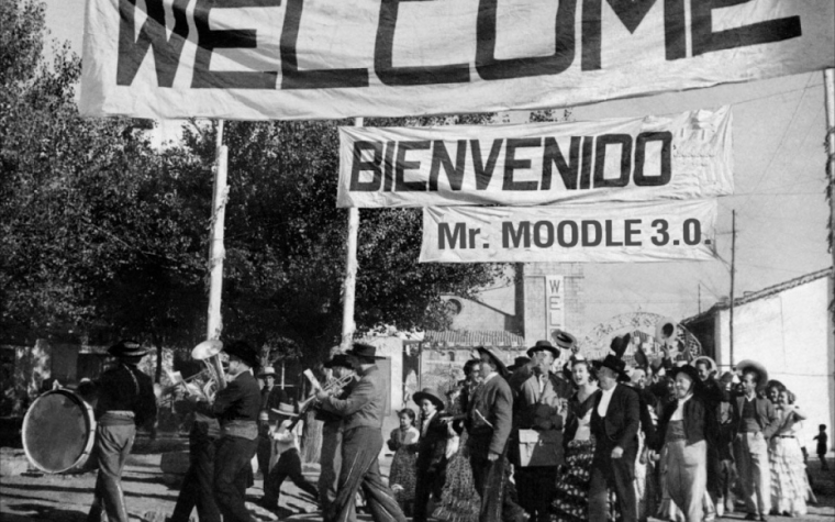 Bienvenido Mr. Moodle 3