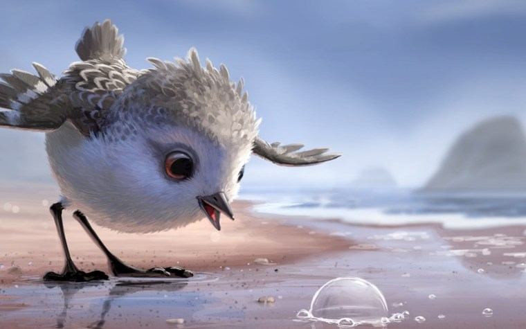 El secreto de 'Piper'. El mejor y más didáctico corto de Pixar