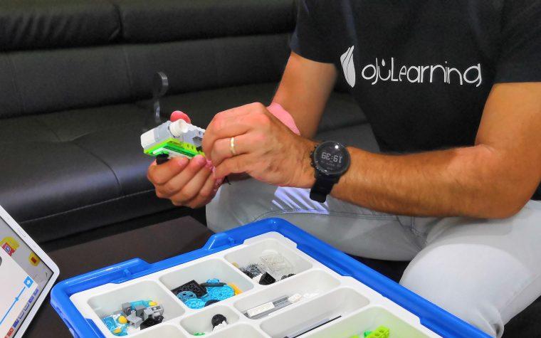 Aprendiendo robótica con LEGO® Education