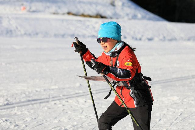 Ski-orientation - 13 et 14 janvier 2018 : Flore Lefrançois, Ojura
